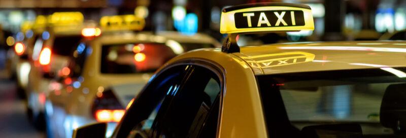 building a taxi app
